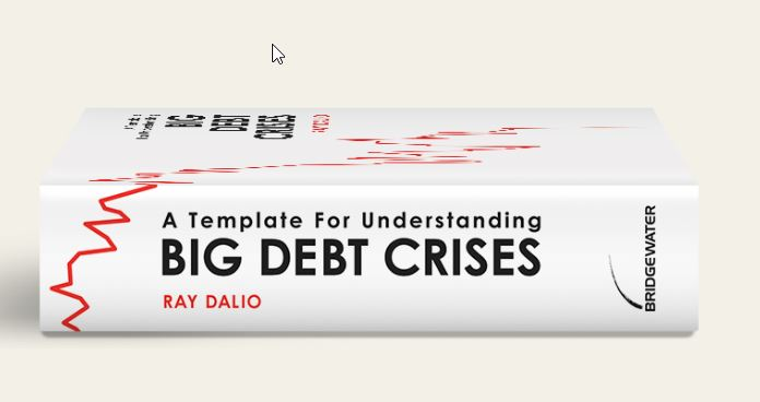 Capa do livro: A template for understanding debt crisis